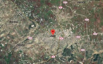 Blitz israeliano in Cisgiordania: uccisi due palestinesi