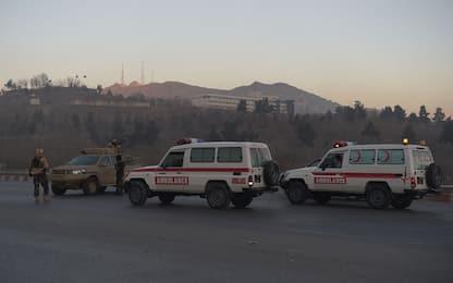 Attentato suicida a Kabul: almeno 50 morti e 80 feriti