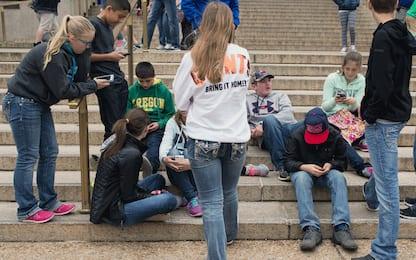 Social network, in Italia il 46% dei giovani è consapevole dei rischi
