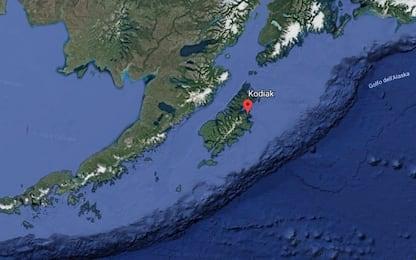 Golfo dell'Alaska, terremoto di magnitudo 7.9: rientra allerta tsunami