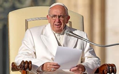 """Papa Francesco: """"Con fake news odio e arroganza rischiano di dilagare"""""""