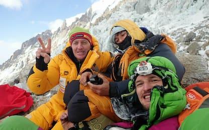 Pakistan, alpinista francese soccorsa a 6.700 metri e a -40 gradi