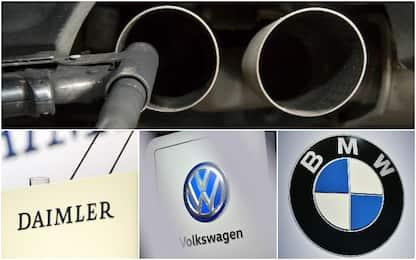 """Stampa tedesca: """"Test emissioni auto su scimmie e umani"""""""
