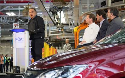 Fca fornirà migliaia di Chrysler a Google per lancio di taxi autonomi
