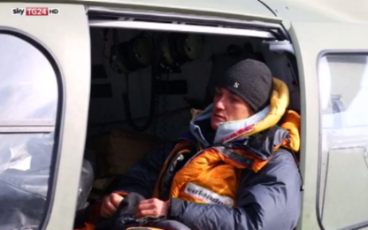 Alpinismo, Elisabeth Revol racconta il calvario sul Nanga Parbat