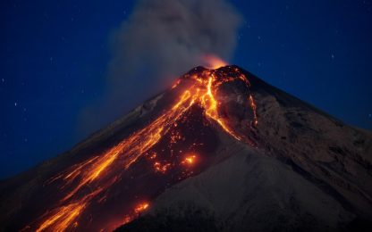 L'Intelligenza artificiale può prevedere le eruzioni vulcaniche
