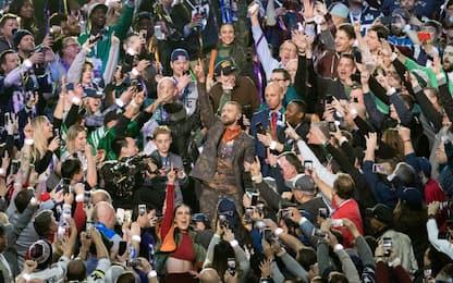 Super Bowl, Timberlake canta Prince