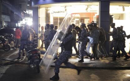 Maldive nel caos, arrestato l'ex presidente e due giudici