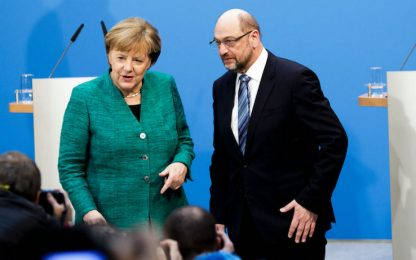 Germania, Martin Schulz rinuncia al ministero degli Esteri