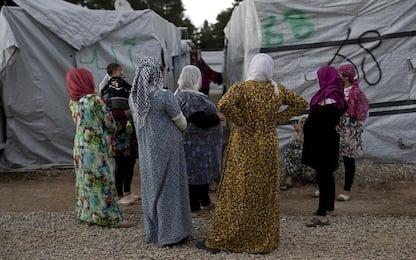 Migranti, Unhcr: nei centri d'accoglienza greci forte rischio molestie
