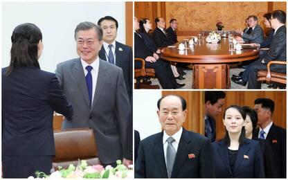 Nord Corea, Kim invita il presidente del Sud a Pyongyang