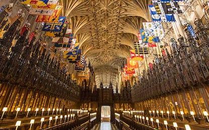 La sede del Royal Wedding