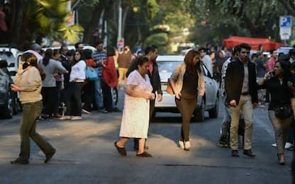 Il Messico rivive l'incubo del terremoto