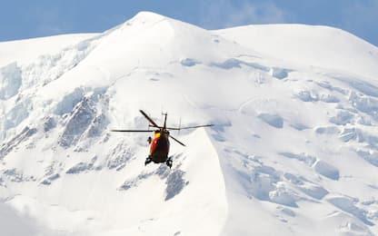 Val Masino, sindaco della Valtellina vieta la pratica dell'eliski