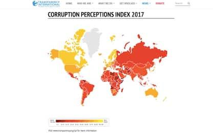 Corruzione, Transparency: Italia migliora ma ci sono ancora angoli bui