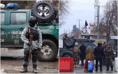 Afghanistan, quattro attacchi in poche ore: decine di vittime