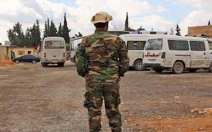 Siria, tregua subito violata . Bbc: abusi sessuali da operatori Onu