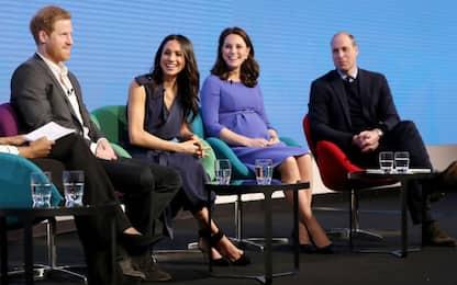 Reali inglesi alla Royal Foundation