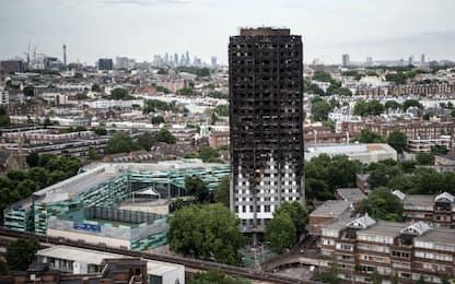 Londra, la Grenfell Tower diventerà un memoriale per le vittime