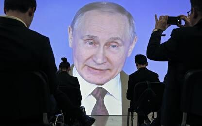 """Putin presenta le armi nucleari: """"Abbiamo un missile invulnerabile"""""""