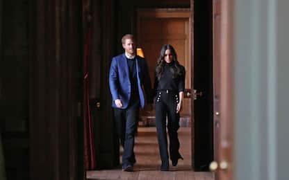 Harry e Meghan invitano più di 2.500 persone al Royal Wedding