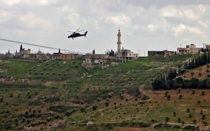 Siria, bombardamenti turchi su Afrin: morti 36 combattenti