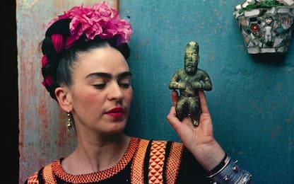 In mostra a Londra oltre 200 oggetti personali di Frida Kahlo