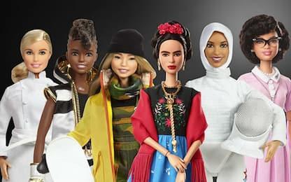 Calciatrici, chef e scienziate: i nuovi modelli femminili di Barbie