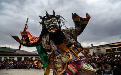 Tibet, la solennità della Monlam