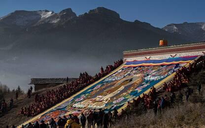 Altopiano del Tibet, uno studio rivela la sua formazione