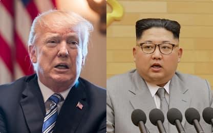 """Corea del Nord, Trump: """"Vogliono la pace, colloqui saranno successo"""""""