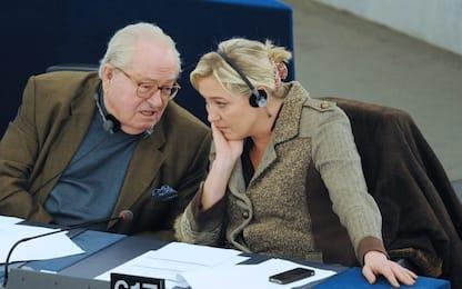 Front National: Jean-Marie Le Pen fuori dal partito, rieletta Marine