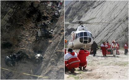 Jet si schianta in Iran, muoiono figlia magnate turco e sette amiche