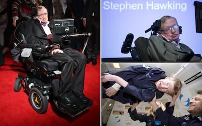 Stephen Hawking è morto a 76 anni