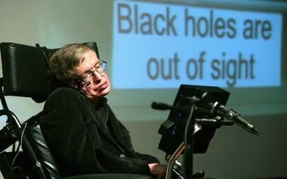 La voce di Stephen Hawking trasmessa nello spazio