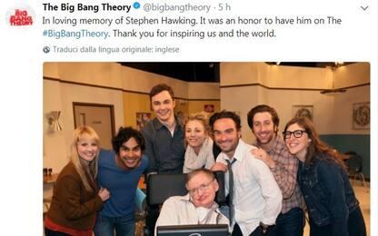 Addio Stephen Hawking, il cordoglio sui social