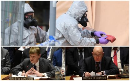 Ex spia russa avvelenata, Mosca a Londra: espelleremo diplomatici Gb