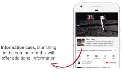 YouTube ricorre a Wikipedia dopo le accuse di disinformazione