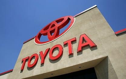 Toyota richiama 3,4 milioni di auto per problemi agli airbag
