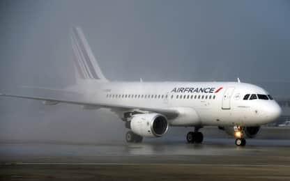 Firenze, principio di incendio su un volo Air France