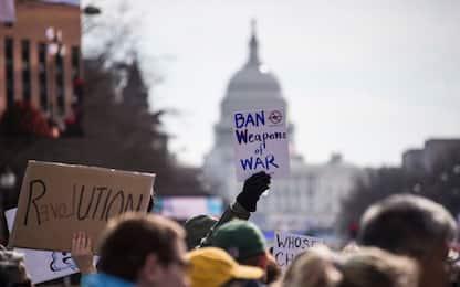Usa marcia contro le armi