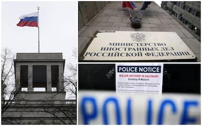 Spia avvelenata, diplomatici russi espulsi da Europa e Usa