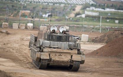 Scontri sulla Striscia di Gaza: morti 10 palestinesi e un israeliano