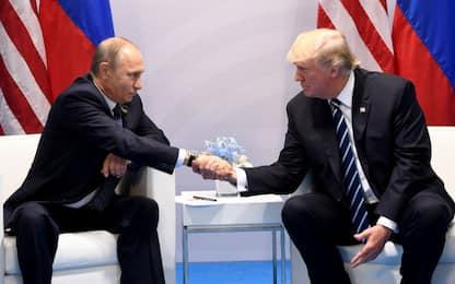 Mosca: Trump ha invitato Putin alla Casa Bianca