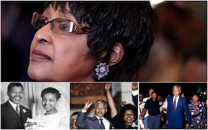 Sudafrica: è morta Winnie Mandela, ex moglie del premio Nobel