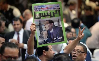 Elezioni Egitto, Al Sisi rieletto con il 97% dei voti