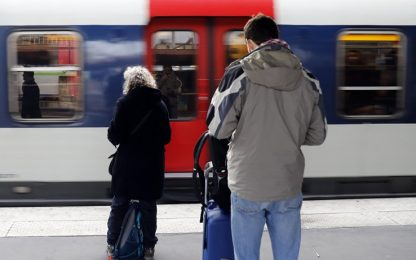 Francia, sciopero generale dei trasporti
