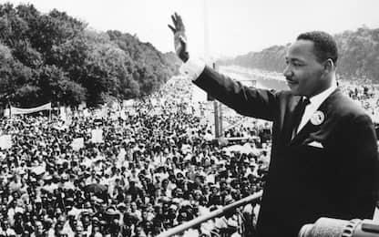 Martin Luther King, 50 anni fa moriva l'attivista afroamericano