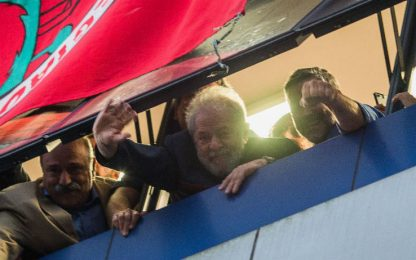 Lula resiste al carcere