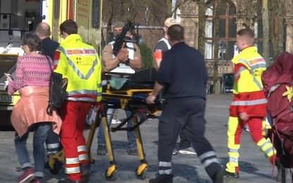 Germania, furgone sulla folla a Münster: 2 morti e 20 feriti